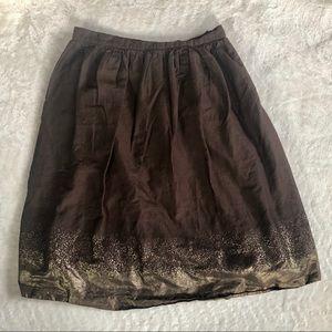 Isaac Mizrahi Midi Skirt